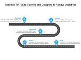 Roadmap For Future Planning And Designing To Achieve Objectives