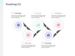 Roadmap Goals Ppt Powerpoint Presentation File Graphics Example