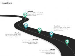 Roadmap Handling Customer Churn Prediction Golden Opportunity Ppt Structure