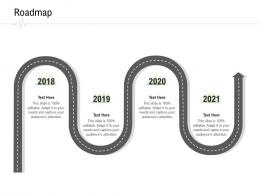 Roadmap Hospital Administration Ppt Layouts Images