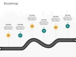 Roadmap How To Rank Various Prospects In Sales Funnel Ppt Model Good