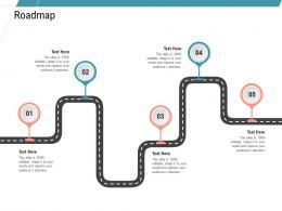 Roadmap Infrastructure Management Services Ppt Summary