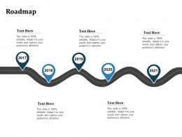 Roadmap Inorganic Growth Ppt Powerpoint Presentation File Example Introduction