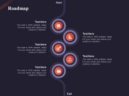 Roadmap M117 Ppt Powerpoint Presentation Inspiration Themes
