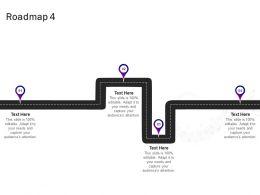 Roadmap Marketing 851 Ppt Powerpoint Presentation Outline Summary
