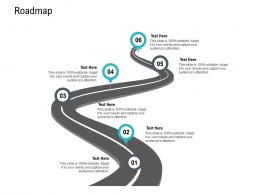 Roadmap Pitch Deck Raise Seed Capital Angel Investors Ppt Introduction
