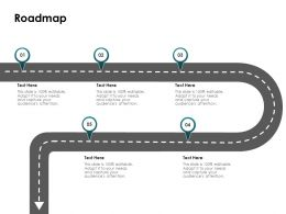 Roadmap Planning A815 Ppt Powerpoint Presentation Layouts Examples
