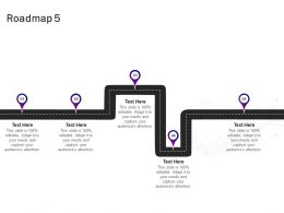 Roadmap Planning A852 Ppt Powerpoint Presentation Icon File Formats