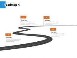 Roadmap Planning J240 Ppt Powerpoint Presentation File Deck