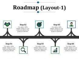 Roadmap Powerpoint Slide Images
