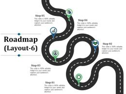 Roadmap Powerpoint Slide Inspiration