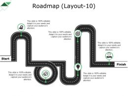 Roadmap Powerpoint Slide Presentation Guidelines