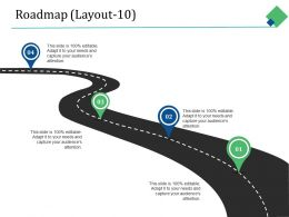 Roadmap Ppt Examples Professional
