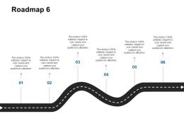 Roadmap Ppt Powerpoint Presentation Layouts Graphics Download