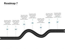 Roadmap Ppt Powerpoint Presentation Layouts Graphics Example