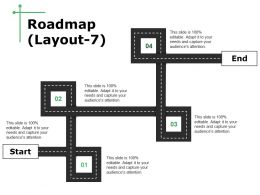 Roadmap Ppt Slides