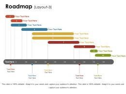 89524999 Style Essentials 1 Roadmap 5 Piece Powerpoint Presentation Diagram Infographic Slide
