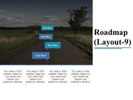 Roadmap Presentation Ideas