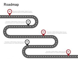 Roadmap Process J229 Ppt Powerpoint Presentation File Design Templates