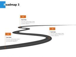 Roadmap Process J239 Ppt Powerpoint Presentation File Styles