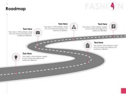 Roadmap Process J26 Ppt Powerpoint Presentation Gallery Icons