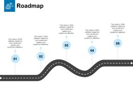 Roadmap Process L121 Ppt Powerpoint Presentation Styles Icon