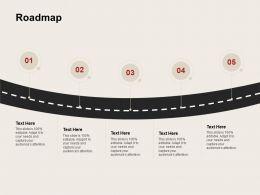 Roadmap Process Management C930 Ppt Powerpoint Presentation Gallery Show