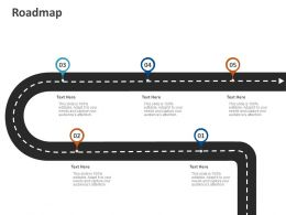 Roadmap Process Planning A783 Ppt Powerpoint Presentation Background
