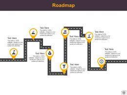 Roadmap Process Seven L520 Ppt Powerpoint Presentation Gallery Skills