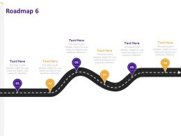 Roadmap Process Strategy A867 Ppt Powerpoint Presentation Portfolio Picture