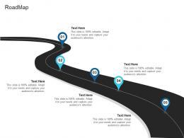 Roadmap Raise Debt Capital Commercial Finance Companies Ppt Topics