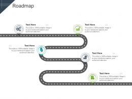 Roadmap Raise Funding Short Term Bridge Financing Ppt Pictures Examples