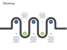 Roadmap RCM S W Bid Evaluation Ppt Professional Portrait