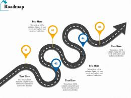 Roadmap Real Estate Detailed Analysis Ppt Powerpoint Example