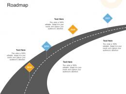 Roadmap Real Estate Management And Development Ppt Download