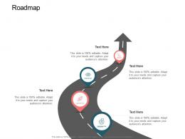 Roadmap Rise Employee Turnover Rate IT Company Ppt Outline Guide