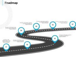 Roadmap Stage Seven L566 Ppt Powerpoint Presentation Model Inspiration