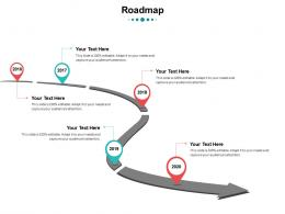 Roadmap Stages Of Strategic Management Maturity Model Ppt Powerpoint File Clipart Images