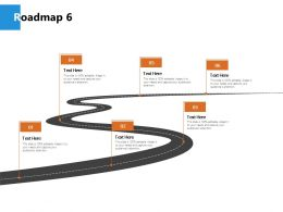 Roadmap Strategy J242 Ppt Powerpoint Presentation File Inspiration
