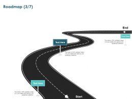 Roadmap Three Stage L1246 Ppt Powerpoint Presentation Inspiration