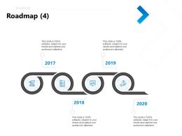 Roadmap Three Stage Process A1064 Ppt Powerpoint Presentation Professional Graphic Tips