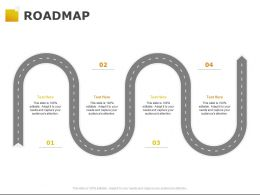 Roadmap Timeline F435 Ppt Powerpoint Presentation Pictures Introduction