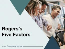 Rogers Five Factors Compatibility Observability Trialability Advantage Complexity