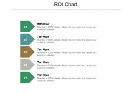 ROI Chart Ppt Powerpoint Presentation Summary Slide Portrait Cpb