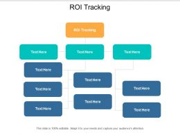 ROI Tracking Ppt Powerpoint Presentation Show Outline Cpb