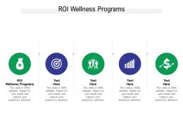 ROI Wellness Programs Ppt Powerpoint Presentation Styles Background Image Cpb