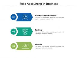 Role Accounting In Business Ppt Powerpoint Presentation Model Slide Portrait Cpb