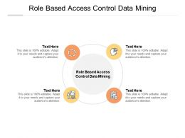 Role Based Access Control Data Mining Ppt Powerpoint Presentation File Professional Cpb