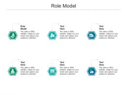 Role Model Ppt Powerpoint Presentation Summary Slide Download Cpb