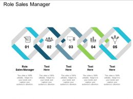 Role Sales Manager Ppt Powerpoint Presentation Icon Graphics Example Cpb